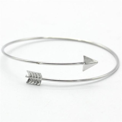 Luv Arrow Bracelet - Sliver