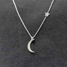 Luni Star Necklace
