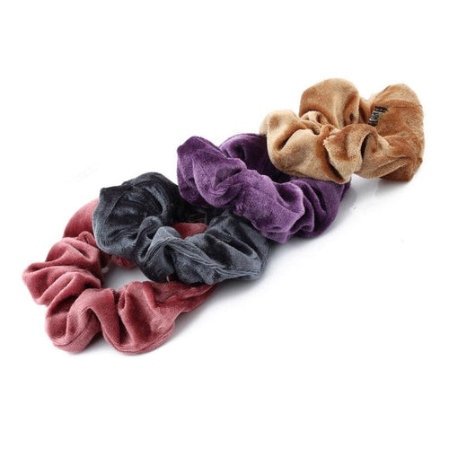 Elegant Hair Scrunchie