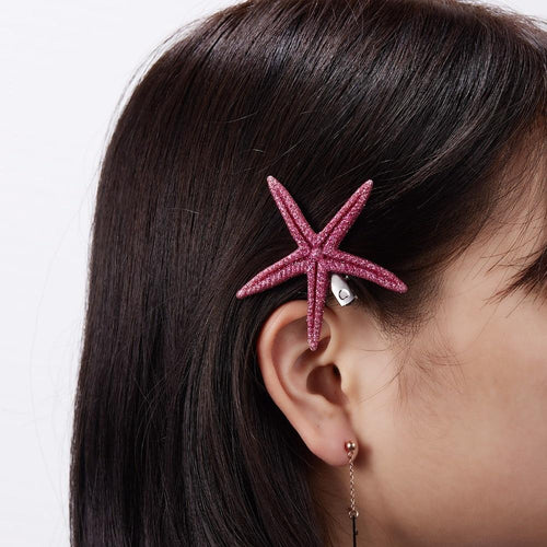Sea Star Hair Pin