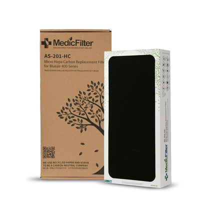Medic Filter Micro HEPA Carbon: for Blueair 400 series