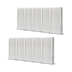 Medic Filter Micro HEPA Carbon: for Blueair 400 series - 10 Pack