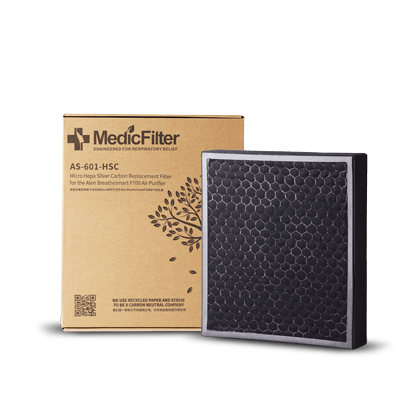 Medic Filter Micro HEPA Silver Carbon: for Alen Breathesmart
