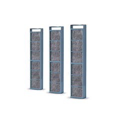 Medic Filter Micro HEPA Silver Carbon: for Alen Paralda - 3 Pack