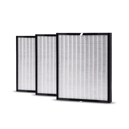Medic Filter Micro Silver Carbon: for Alen A375UV - 3 Pack