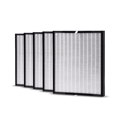 Medic Filter Micro Silver Carbon: for Alen A375UV - 5 Pack