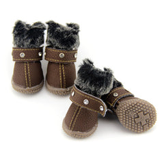 Working Dogs Winter Booties