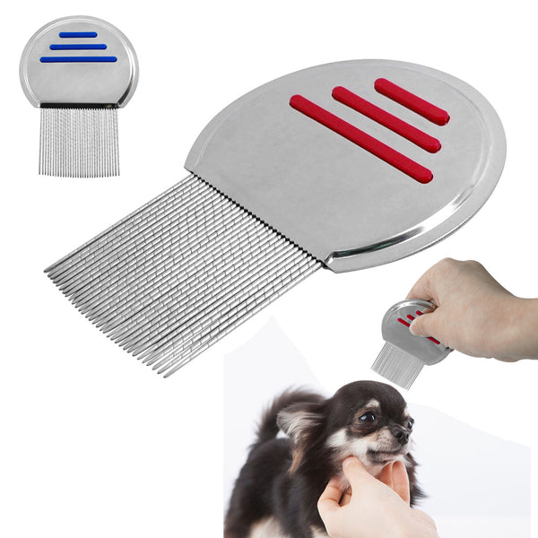 Flea Comb For Long & Short Hair