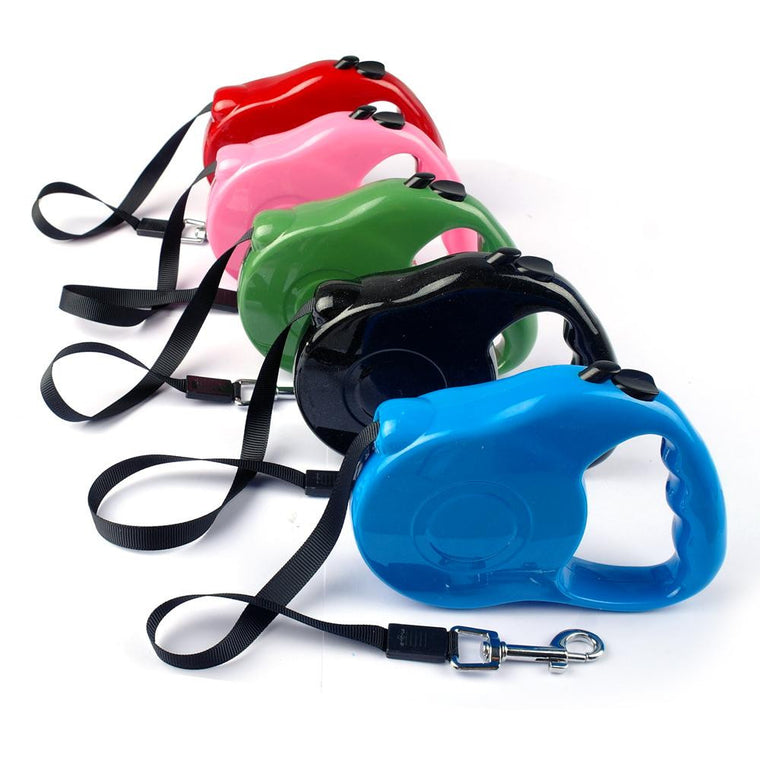 3M or 5M Retractable Leash