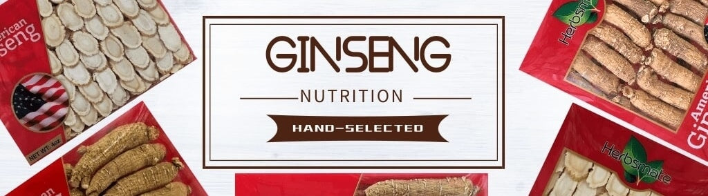 New Green Nutrition Ginseng Collection