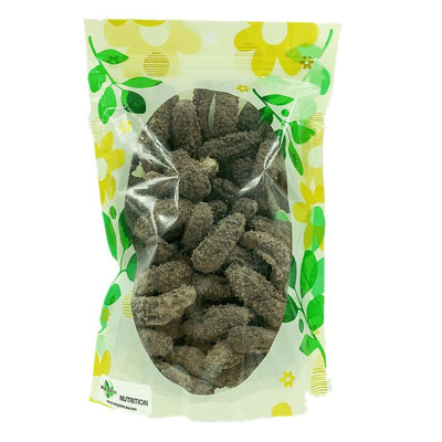Selected Mexico Wild Caught Dried Curved Sea Cucumber - Small (1 lb)-New Green Nutrition