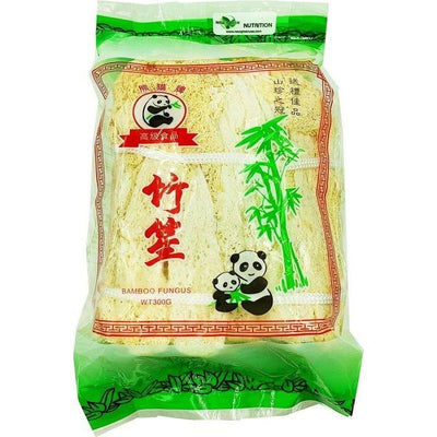 Dried Bamboo Fungus/Dictyophora mushrooms (4oz)-New Green Nutrition