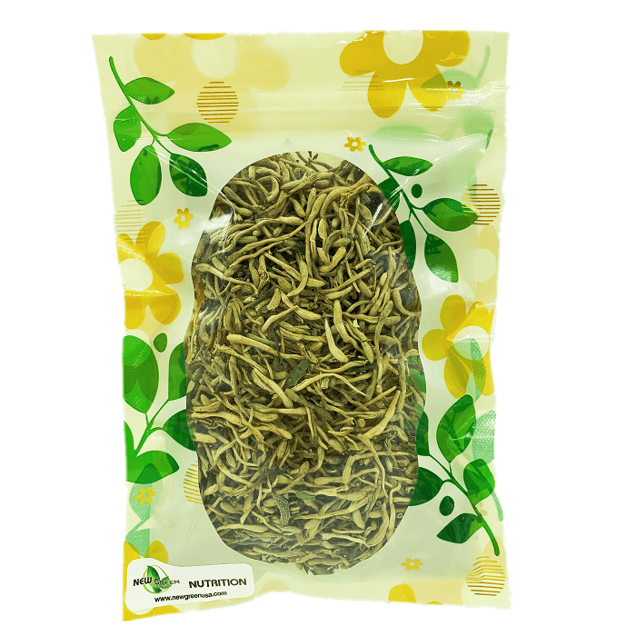 Dried Honeysuckle, Jin Yin Hua (4oz - 8oz)-Buy at New Green Nutrition