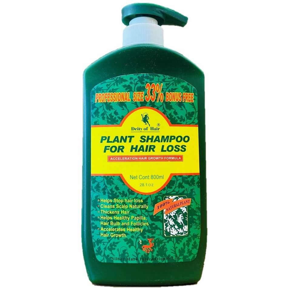 Deity of Hair Plant Shampoo for Hair Loss (28.1 oz)-Buy at New Green Nutrition