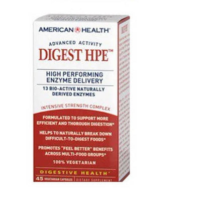 American Health Digest HPE Veg Capsules (45 Caps)-Buy at New Green Nutrition