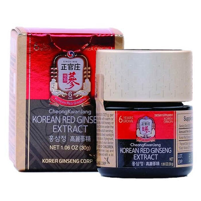 KGC Korean Red Ginseng Extract 6 Years Grown (30g High Concentrate Liquid)-Korean Ginseng Corp