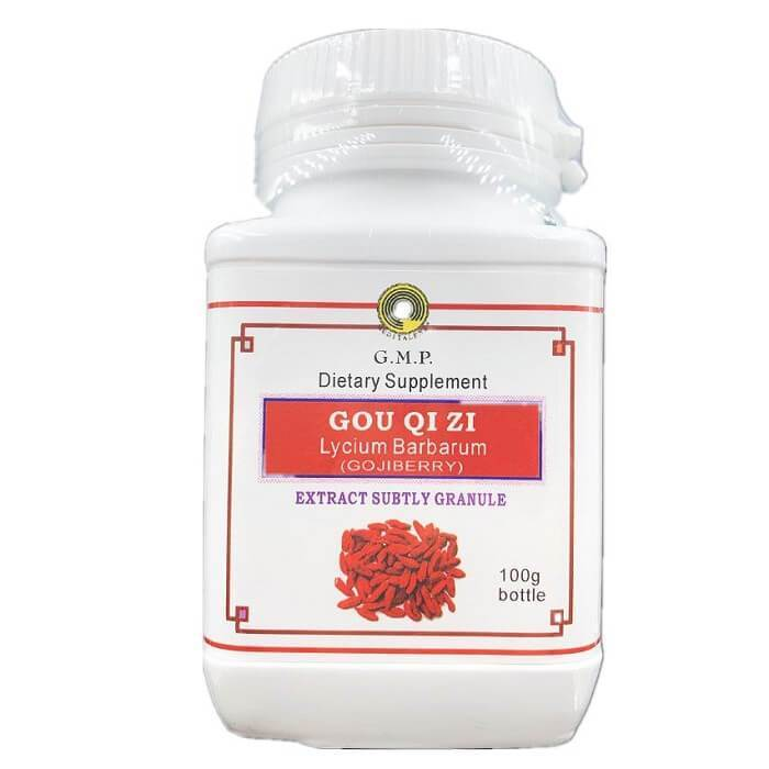 Meditalent Goji Berry High Concentration Extract Powder (100 Grams)-Buy at New Green Nutrition
