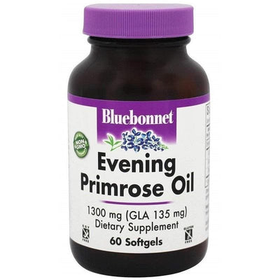 Bluebonnet Evening Primrose Oil 1300 mg (60 Softgels)-Buy at New Green Nutrition