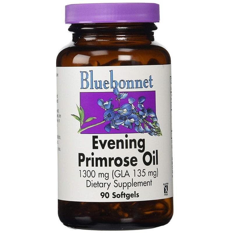 Bluebonnet Evening Primrose Oil 1300 mg (90 Softgels)-Buy at New Green Nutrition