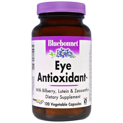 Bluebonnet Eye Antioxidant (120 Veggie Capsules)-Buy at New Green Nutrition