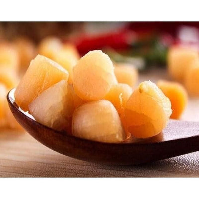 Dried Qingdao Small Scallops (8OZ.)-Buy at New Green Nutrition