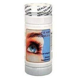 Eye Aid Formula (120 Softgels)-nuhealth