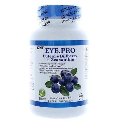 Eye Pro Lutein Billberry Zeaxanthin (120 Capsules)-Buy at New Green Nutrition