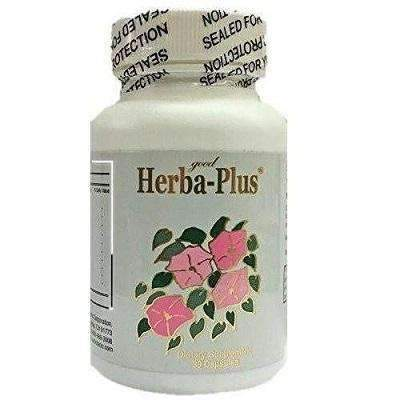 Herba-Plus, Helps with Pollen, Dust and Allergies (30 Capsules)-Buy at New Green Nutrition
