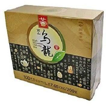 High Mountain OoLong Tea - (100 Teabags)-Buy at New Green Nutrition