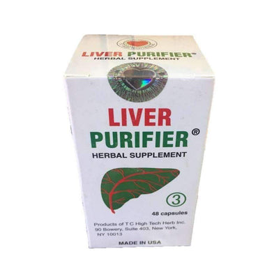 Liver Purifier 3 (48 Capsules)-T.C. HIGH TECH HERB