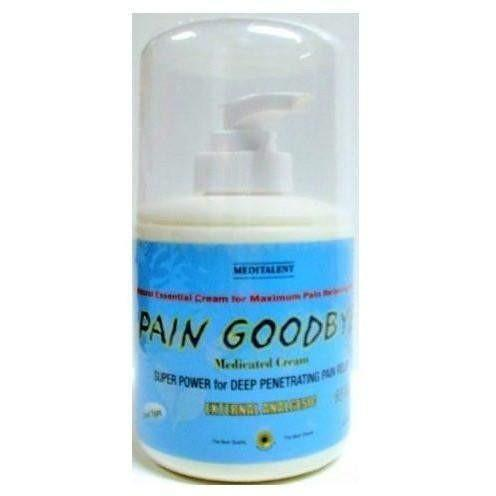 Meditalent Pain Goodbye Medicated Cream (Cool Type)-MEDITALENT