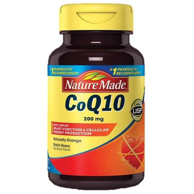 Nature Made CoQ10 200MG (140 Softgels)-Nature Made