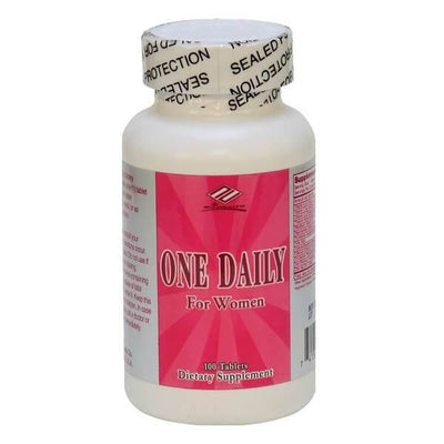 One Daily for Women (100 Tablets)-Nu-Health