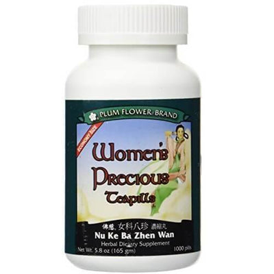 Plum Flower Woman's Precious Teapills (200 Pills)-Plum Flower