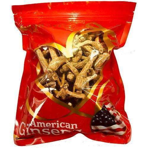 Premium American Ginseng Root-Original Root (1lb)-New Green Nutrition