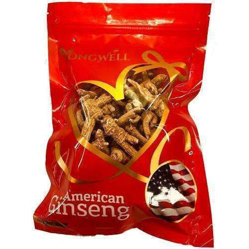 Premium American Ginseng Root- Original Root (4oz)-New Green Nutrition