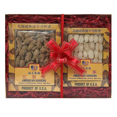 Premium Ginseng Gift Box Set-New Green Nutrition