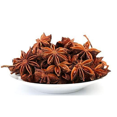 Premium Whole Dried Star Anise Seeds (Anis Estrella)-Buy at New Green Nutrition