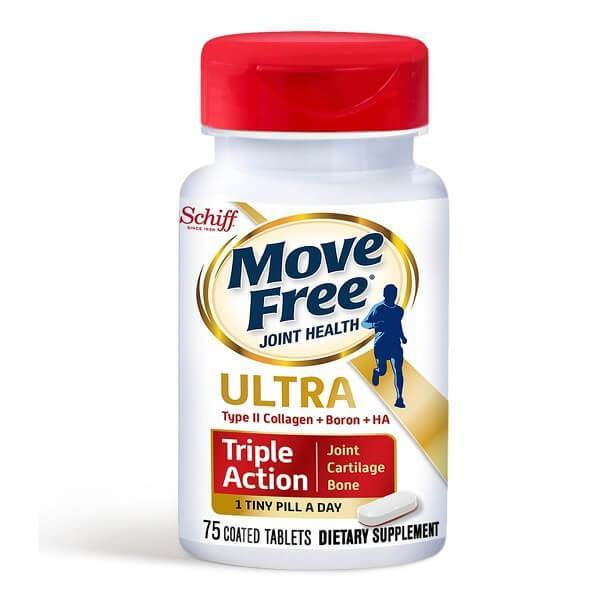 Schiff Move Free Ultra Triple Action (75 Tablets)-Buy at New Green Nutrition