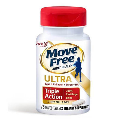 Schiff Move Free Ultra Triple Action (75 Tablets)-Schiff