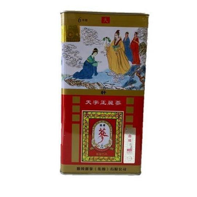 Shing Hon Dried Korean Red Ginseng Roots 6 Years Heaven Grade (150g)-Buy at New Green Nutrition