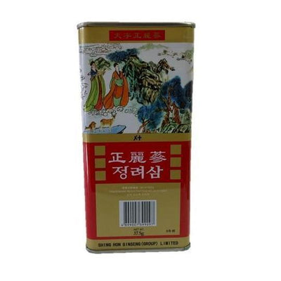 Shing Hon Dried Korean Red Ginseng Roots 6 Years Heaven Grade (37.5g)-Buy at New Green Nutrition