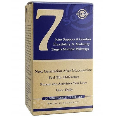 Solgar No. 7 Joint Support (90 Vegetable Capsules)-Buy at New Green Nutrition
