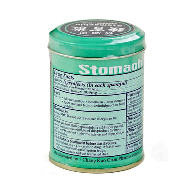Stomachin Antacid Powder - Small Can (3.3oz)-Buy at New Green Nutrition