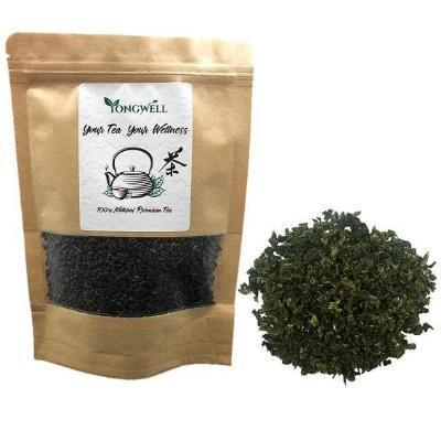 YongWell Selected Fujian Tie Guan Yin, Iron Mercy Goddess Green Tea (4oz-8oz)-Buy at New Green Nutrition