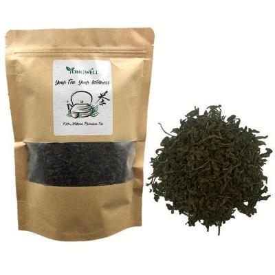 YongWell Selected Yunnan Pu Erh Loose Leaf Tea, 100% Natural (4oz-8oz)-Buy at New Green Nutrition