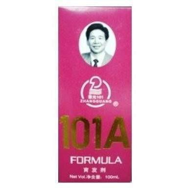 Zhang Guang 101A Hair Regrower Formula 100mL-zhangguang101