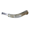 Baggett Straight Blade Antler Handle Knife