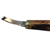 Baggett Straight Blade Knife