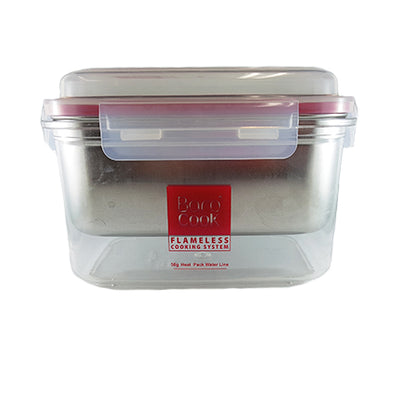 BaroCook Rectangular Container - 1200 ml